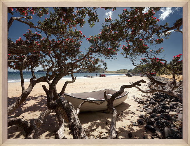Peter Latham nz fine art photography, Opito Bay memories