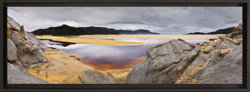 Peter Latham nz fine art photography, turning tides,