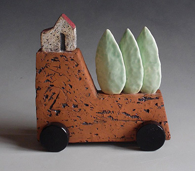 brendan adams nz ceramic art